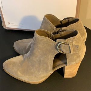 Franco Fortini Lady Ellia suede ankle Boot…